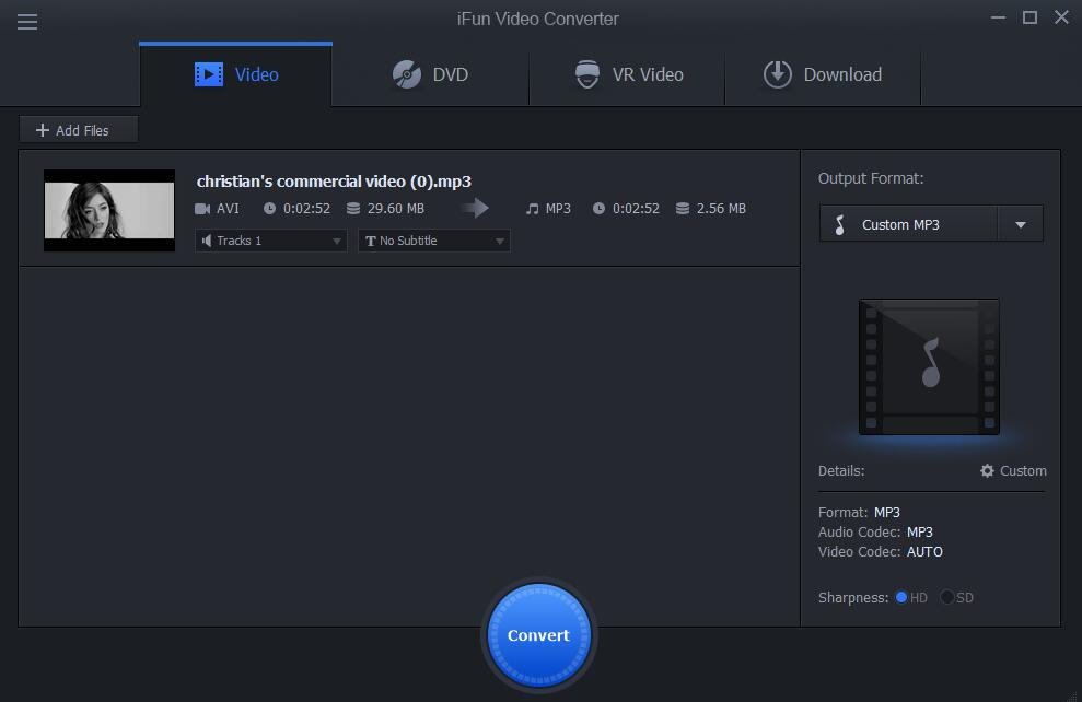 How-to-convert-avi-video-to-lossless-ogg-audio
